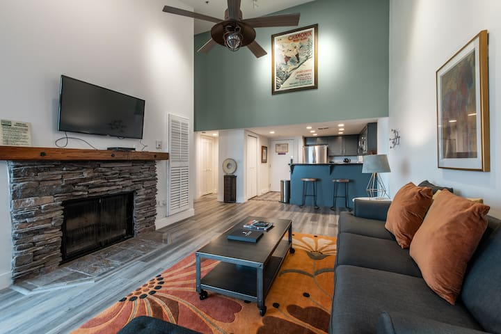Silver King Penthouse in Old Town Park City