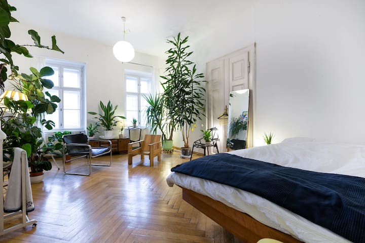 Bright, Spacious Room In Vienna's 8th district - Vienne - Appartement