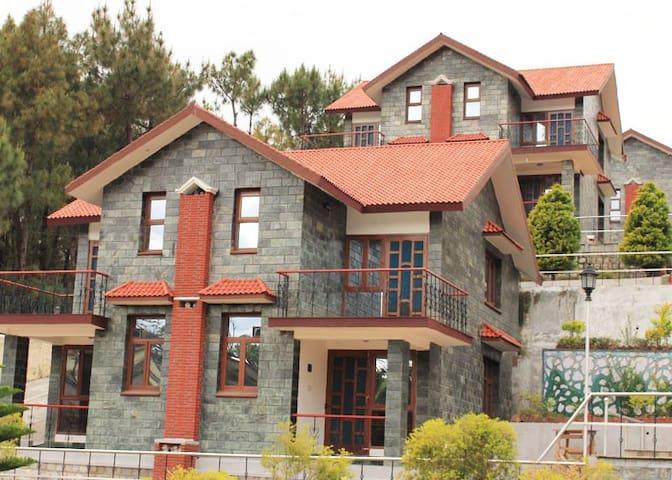 1BHK bungalow in scenic Gopalpur, Dharamshala - Kangra - Bungalov