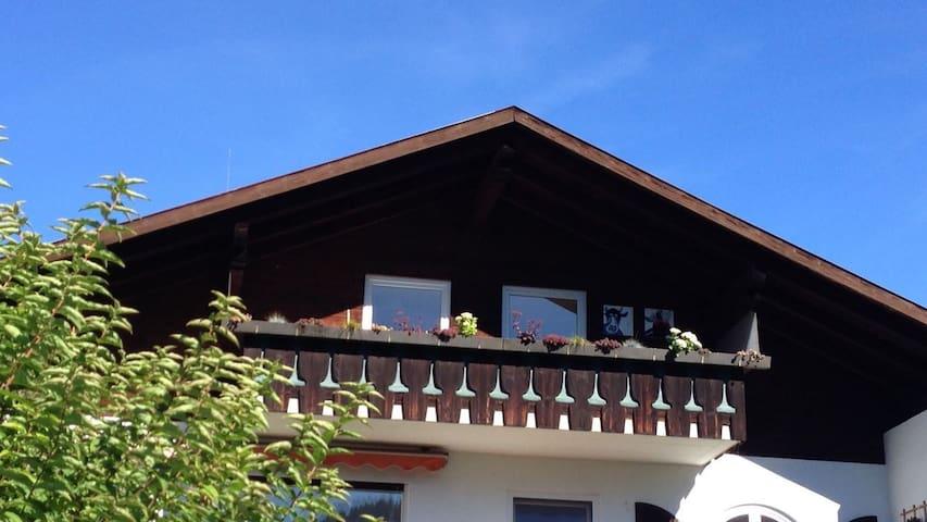 Apartment Jahn - Oberammergau - Departamento