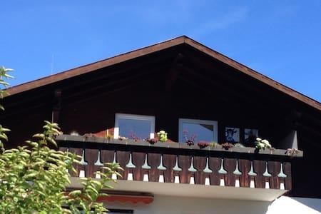 Apartment Jahn - Oberammergau