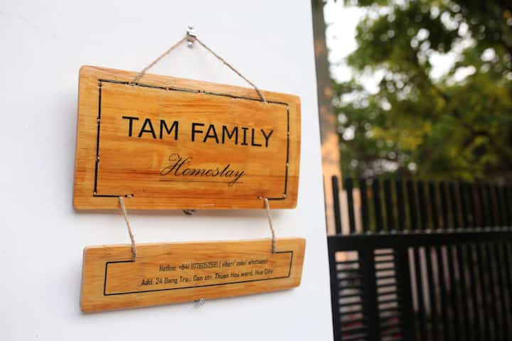 Tam Family Homestay-Next to the Imperial city