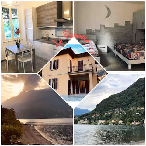 La Pergola - detached house - Lake Como