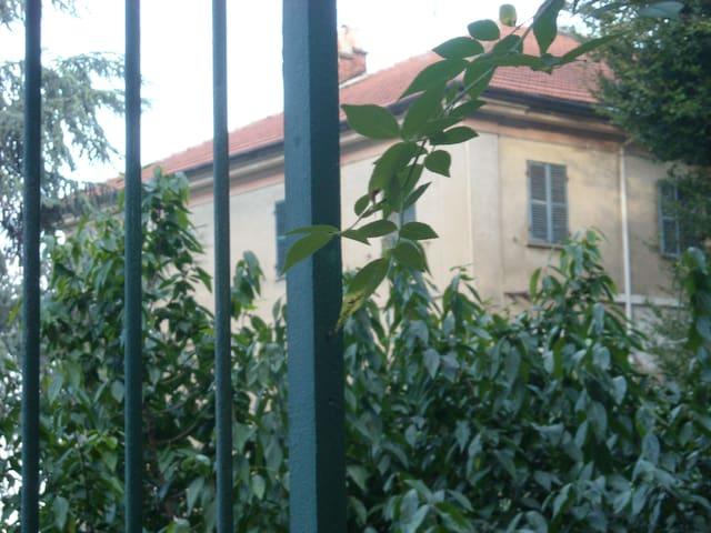 A pochi passi da Torino, un'oasi nel verde. - Castagneto po - Apartment