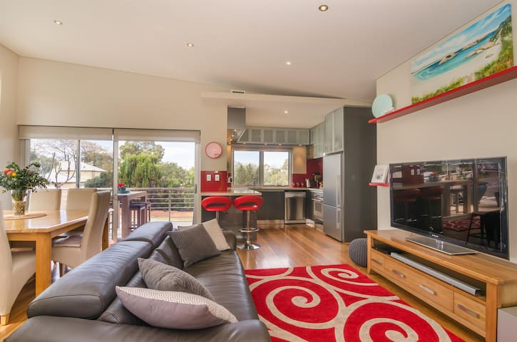 Freo Apartment on Preston - East Fremantle - Appartement