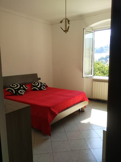 double room with wifi bathroom and kitchen