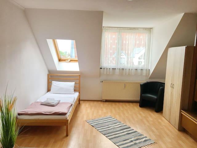 Sonnige 2-Zimmer Wohnung in Schwandorf (ID 203)