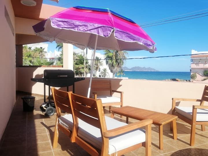 Tecalai Beach house