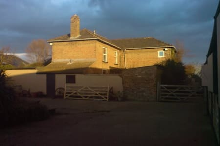 Cullum Farm, Victorian Farmhouse and Stables - Cambridgeshire - Casa