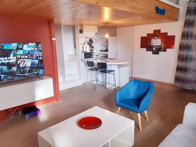 Two bedrooms appartment / Arlon train station