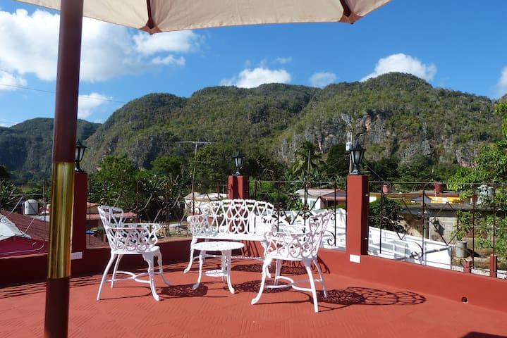 Casa Randy&Dayne, Viñales, Cuba - Vinales
