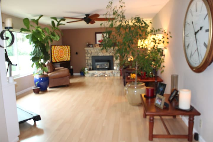 US Open Private Home in Corral De Tierra