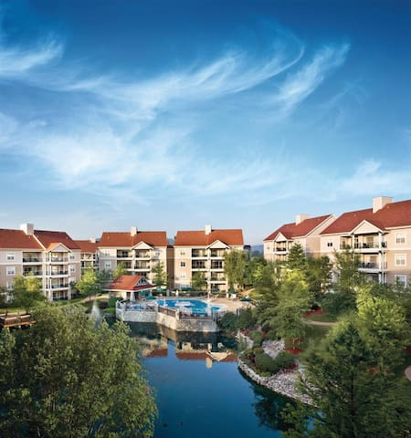One bedroom Wyndham Branson at the meadows
