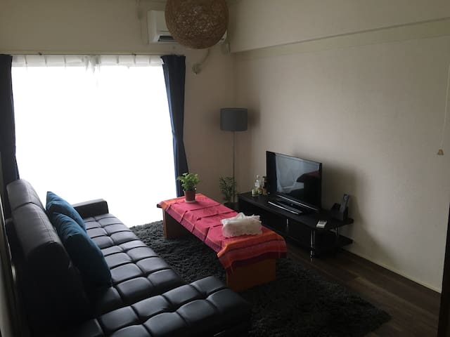 2Bed rooms / Pocket Wi-fi / 1min from bus stop - 横浜市