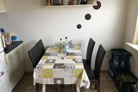 Messewhg. /Fair flat Nähe Hannover - Algermissen - Appartement