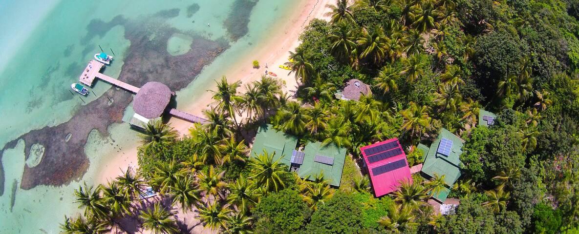 Casa Cayuco Beach Cabin - DELPHIN! - Punta Vieja - Bungalow