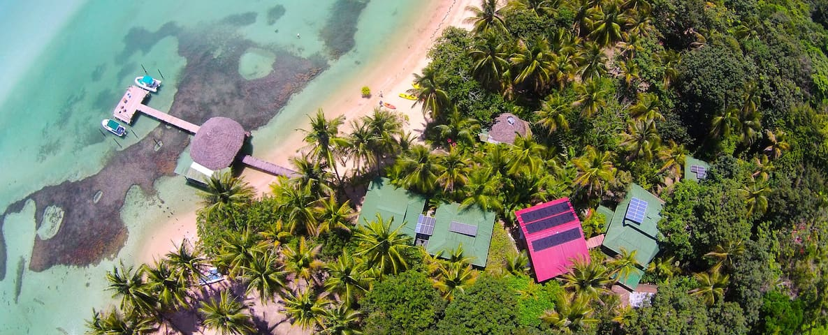Casa Cayuco Beach Cabin - DELPHIN! - Punta Vieja - Domek parterowy