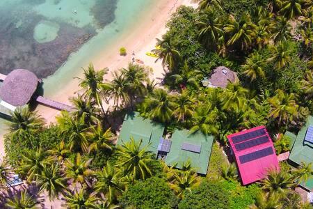 Casa Cayuco Beach Cabin - DELPHIN! - Punta Vieja