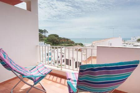 Apts. Belavista 14 - 150mts Praia - Olhos de Água - Wohnung