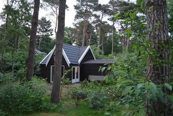 Rustig gelegen vakantiehuis met grote tuin rondom - Doorn - Bungalo