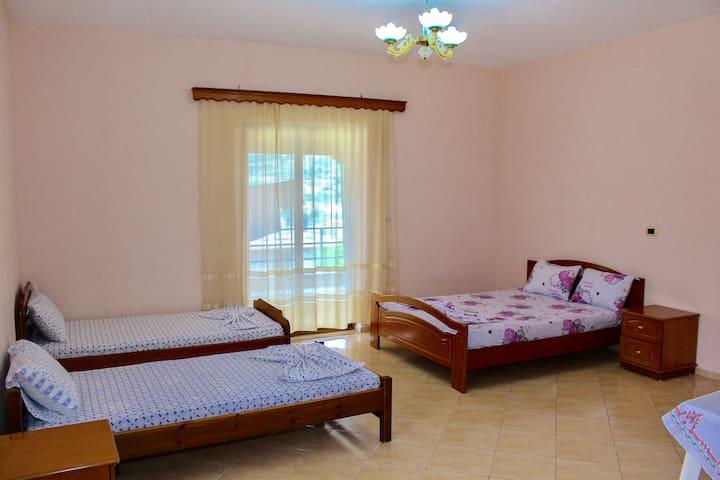 ❤️ Villa Saranda 2nd Floor, Apartment 1 ❤️ - Sarandë - Villa