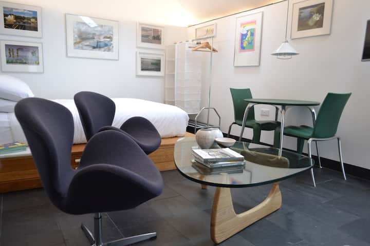 The Stable Studio at Haroldston House, Solva