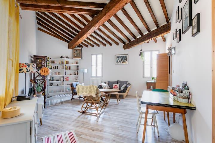 Appartement de charme Montpellier