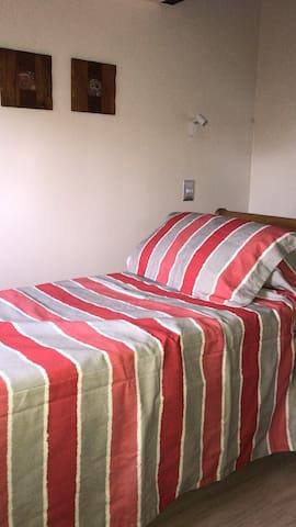 Dormitorio servicio cama nido