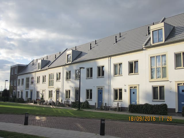 Family appartment in the middle of Dronten - Dronten - Apartament