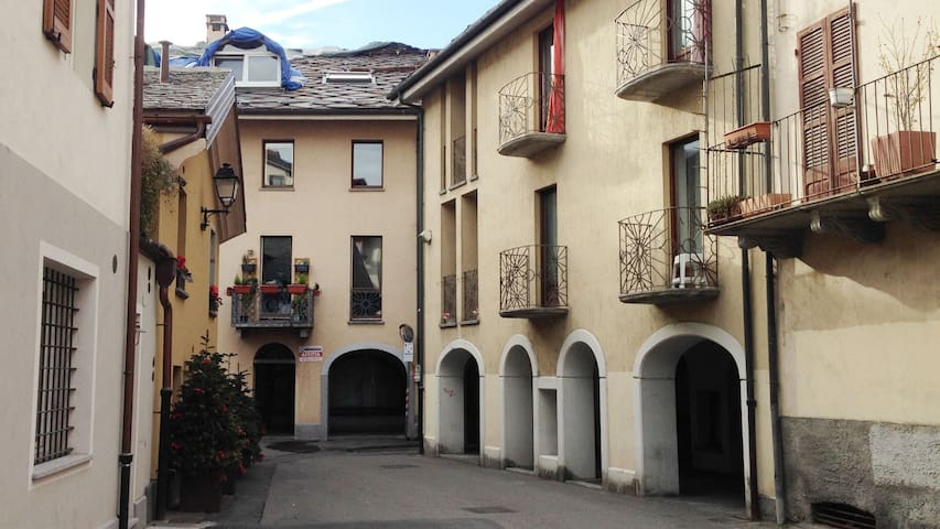 Le Joly Coin du Passage - Aosta - Appartement
