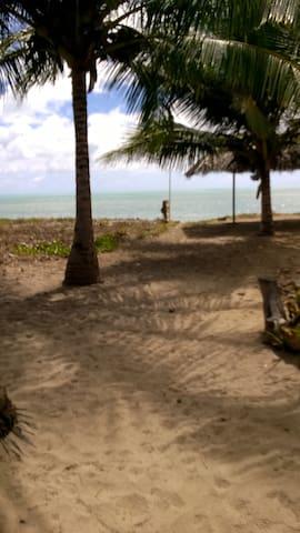 Casa a Beira Mar  Ilha da Croa Vila dos Pescadores - Barra de Santo Antônio - Casa