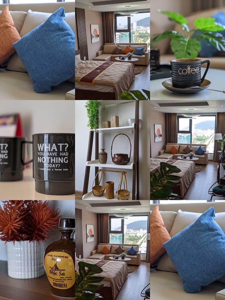 Bee's Homestay/Studio 1 - Green Bay Garden Hạ Long