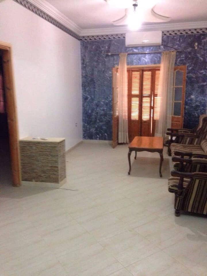 Grand appartement familliale Ain el turck