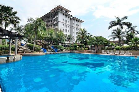 Apartment in Melaka Raya - School Holiday ! - Melaka - Apartamento