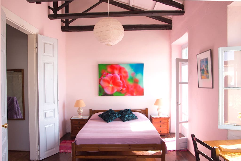 Main Bedroom with double