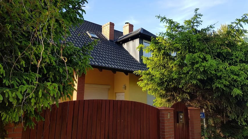 Dom u Kapitana
