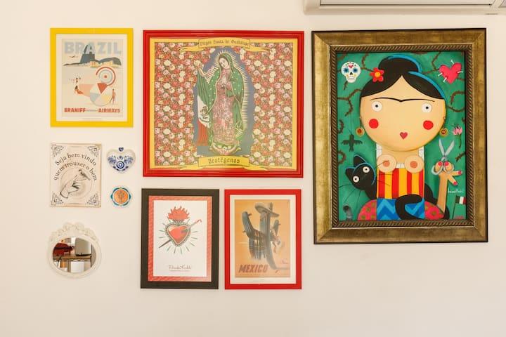 Loft Frida com banheira de Hidromassagem