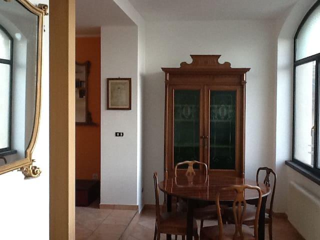 Appartamento vicino a Lugano con WiFi - Cadegliano-Viconago - Pis