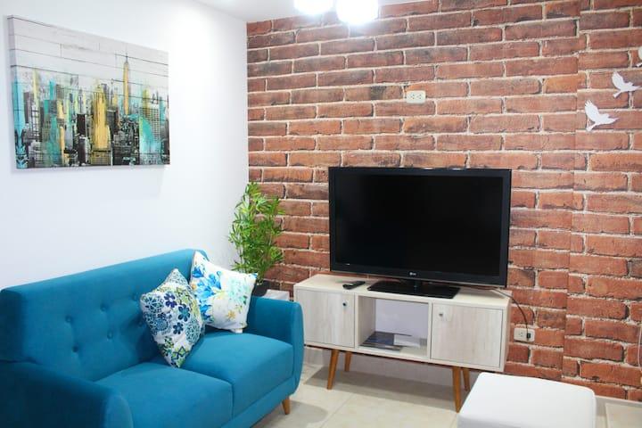 Departamento comfortable en Miraflores