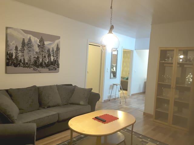 Maaritin Majoitus / Kemijärvi Lomahuoneisto