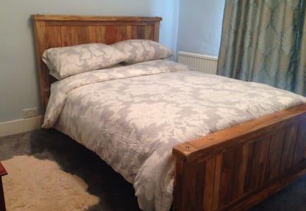 Cosy Victorian Bedroom, with breakfast - Tonbridge - Haus