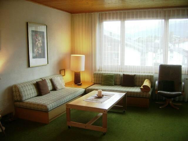 Ferienwohnung Anita 3 Defuns Brigels, (Breil/Brigels), 65013B, Apartment with Shower/Toilet for max. 6 People