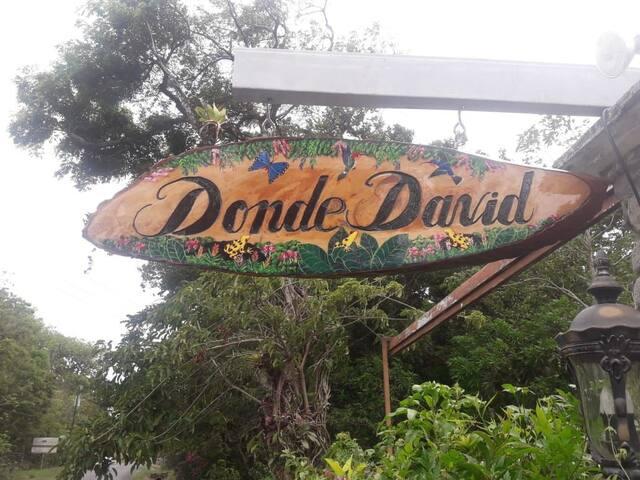 DondeDavid en el paraíso 2/2