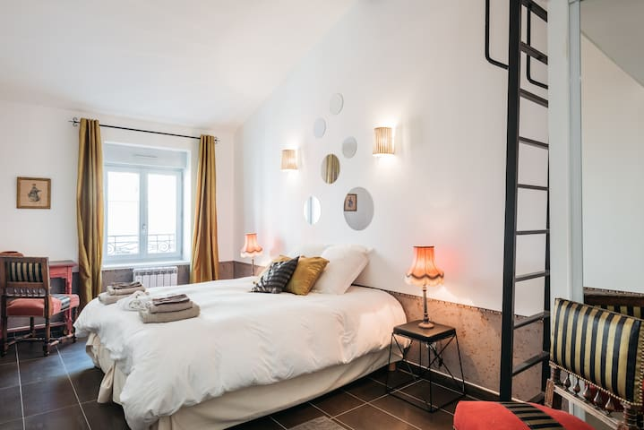 Appartement contemporain - La Péniche