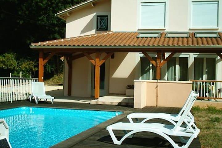maison détente dans un écrin naturel - Montcabrier