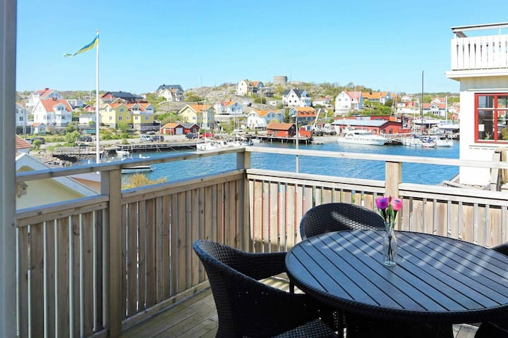 5 person holiday home in Hälsö