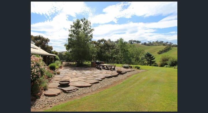 Tranquil Rural Retreat on Glen Creek Bonnie Doon