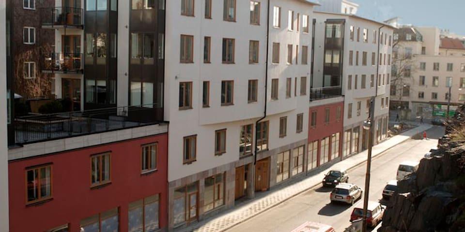 Cozy studio apartment - Stockholm - Apartment