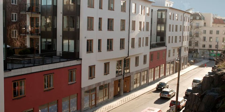 Cozy studio apartment - Stockholm - Appartement