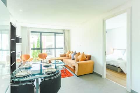 22 - Appartement cosy, Racine, Casa Centre